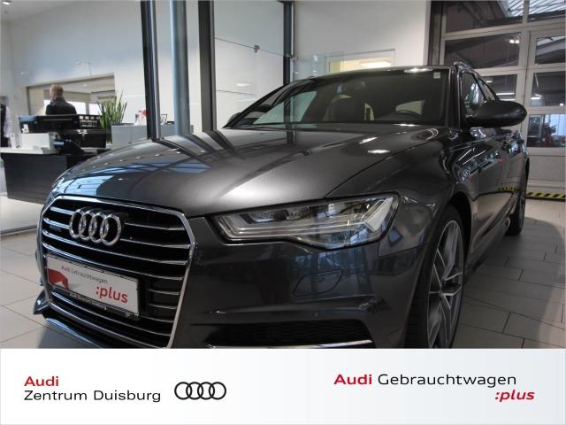 Audi A6 Avant 3.0 TDI quattro 3xS-line LED Navi Kamera, Jahr 2016, Diesel