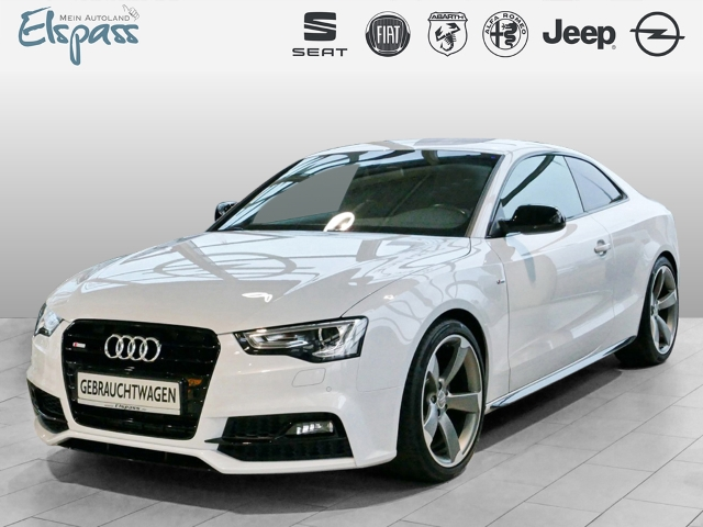 Audi A5 Coupe 1.8 TFSI S-line NAVI KLIMAAUTOM PDCv+h, Jahr 2015, Benzin