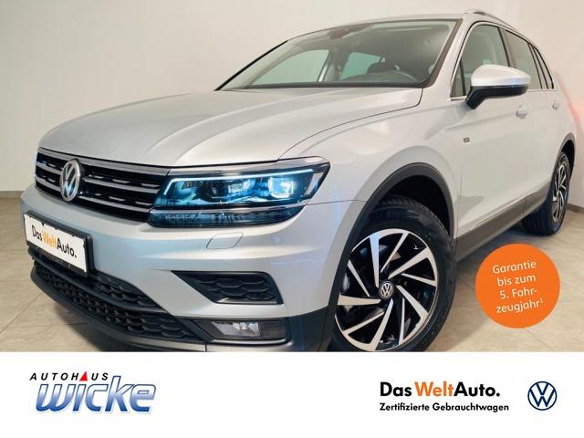 "Volkswagen Tiguan 1.5 TSI ""JOIN"" ACC AHK Navi HUD LED, Jahr 2019, petrol"