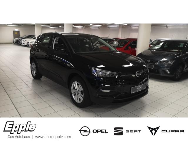 Opel Grandland X Edition 1.6 D Fernlichtass. LED-hinten LED-Tagfahrlicht Beheizb. Frontsch., Jahr 2017, Diesel