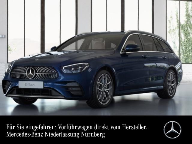 "Mercedes-Benz E 200 T AMG+LED+Kamera+19""+Totw+9G, Jahr 2021, petrol"