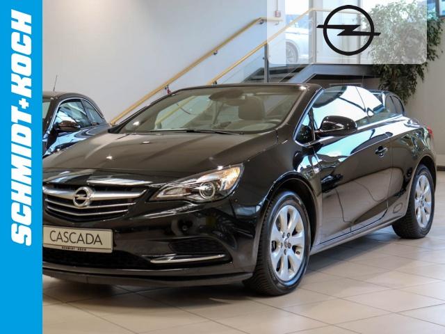 Opel Cascada 1.4 Turbo Cabrio Navi, Rückfahrkamera PDC, Jahr 2017, Benzin