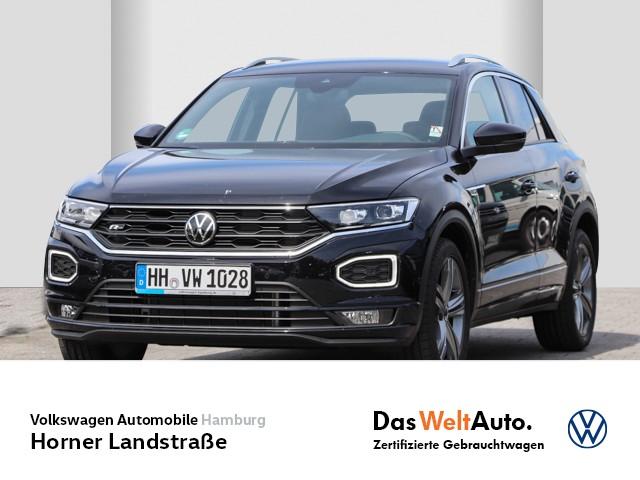 Volkswagen T-Roc Sport 1.5 TSI DSG AHK NAVI R-Line Kamera, Jahr 2021, Benzin