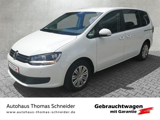 Volkswagen Sharan Trendline 2.0 TDI DSG NAVI, Jahr 2017, Diesel