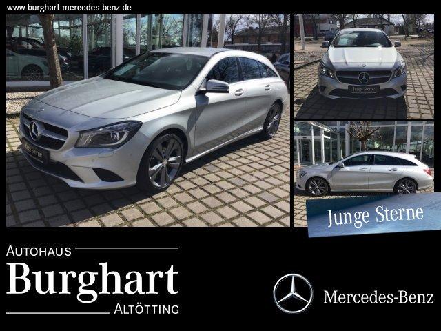 Mercedes-Benz CLA 180 Shooting Brake Urban/Xenon/Navi//ParkAss, Jahr 2016, Benzin