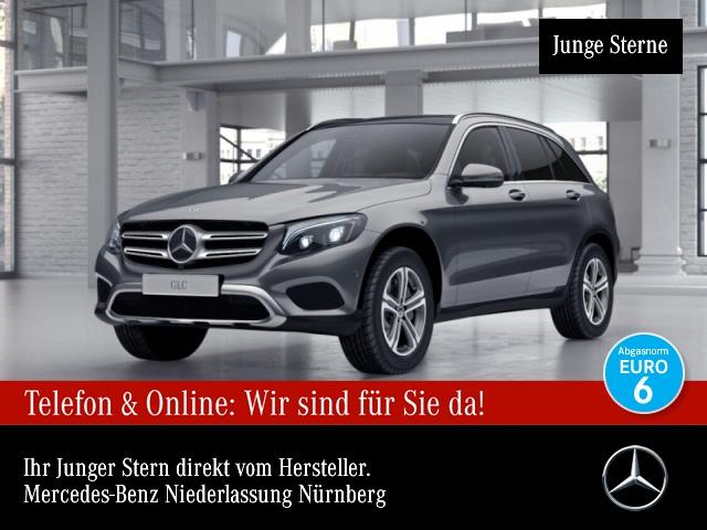 Mercedes-Benz GLC 250 d 4M Exclusive Fahrass 360° Stdhzg, Jahr 2017, Diesel