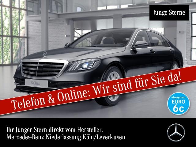 Mercedes-Benz S 400 d L 4M Airmat Stdhzg Pano Multibeam Distr., Jahr 2018, Diesel