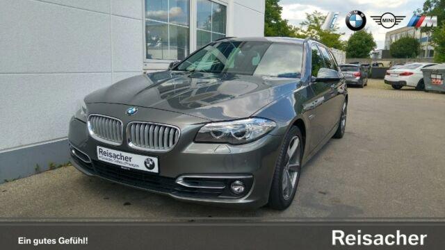 BMW 520d A Tou NaviProf Kamera Xenon HiFi elek.Sitze, Jahr 2013, Diesel
