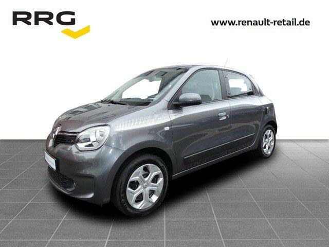 Renault Twingo SCe 65 Limited Sitzheizung!!!, Jahr 2021, Benzin