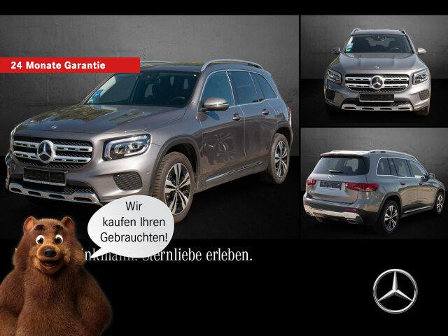 Mercedes-Benz GLB 250 PROGRESSIVE/LED/SHZ/PARKTRONIC/KAMERA, Jahr 2020, Benzin