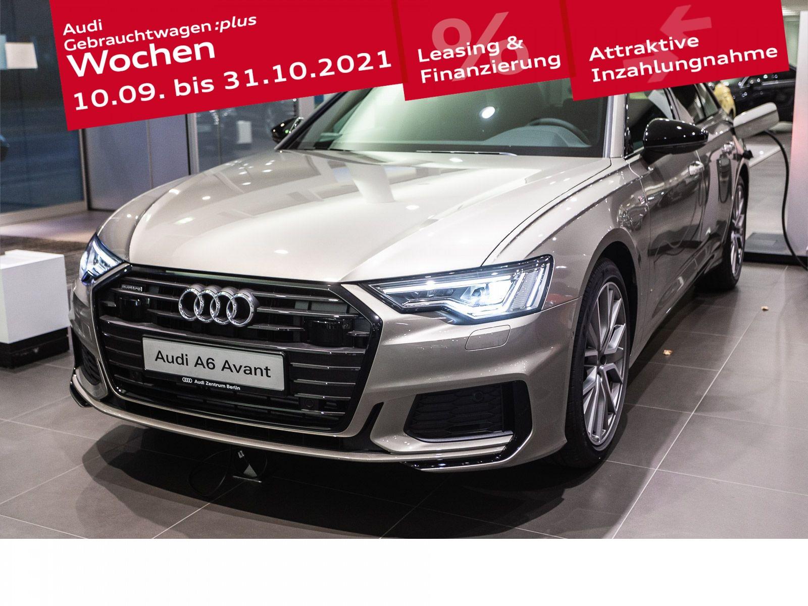 Audi A6 Avant sport 55 TFSI e quattro S tronic, Jahr 2021, Hybrid
