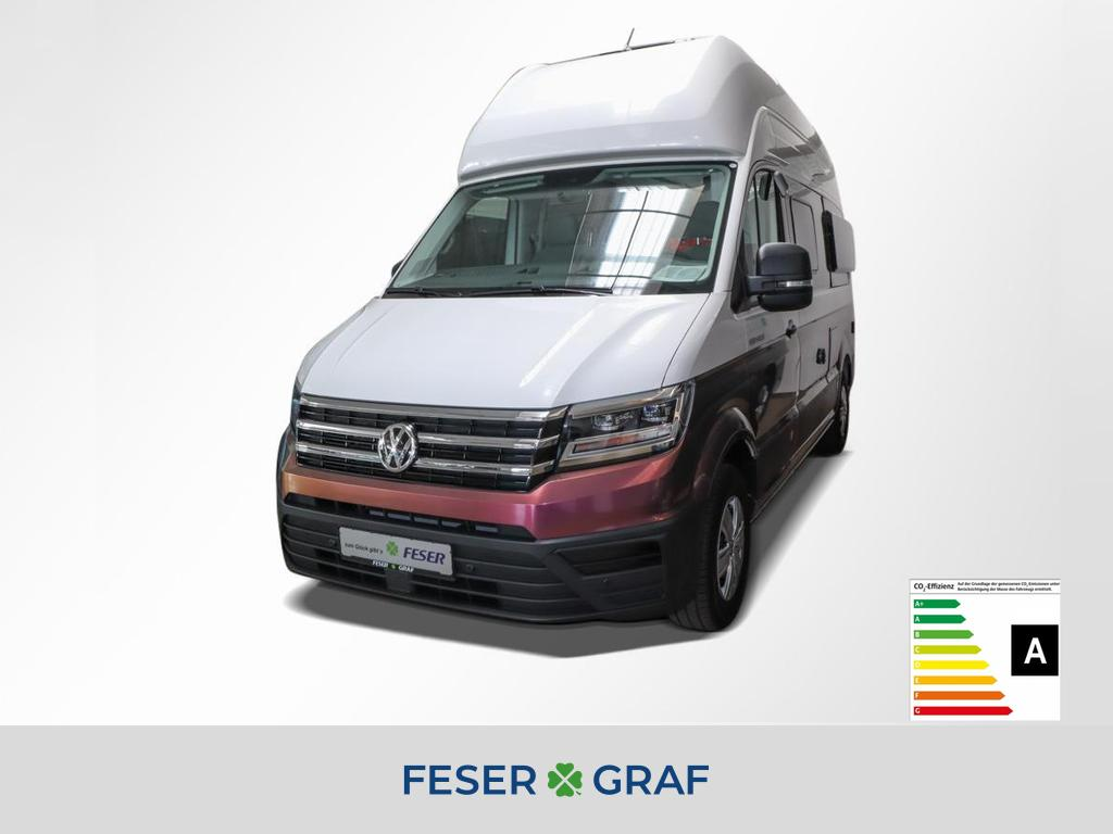 Volkswagen Crafter Grand California 600, Jahr 2020, Diesel