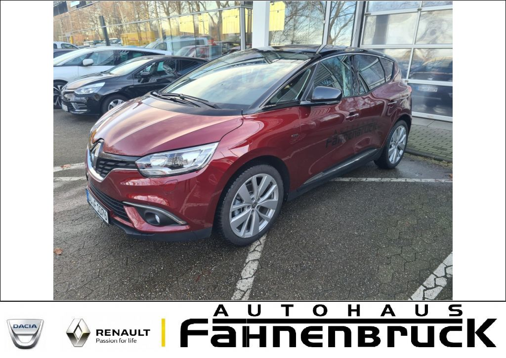 Renault Scenic TCe 140 GPF EDC LIMITED Deluxe, Jahr 2020, Benzin