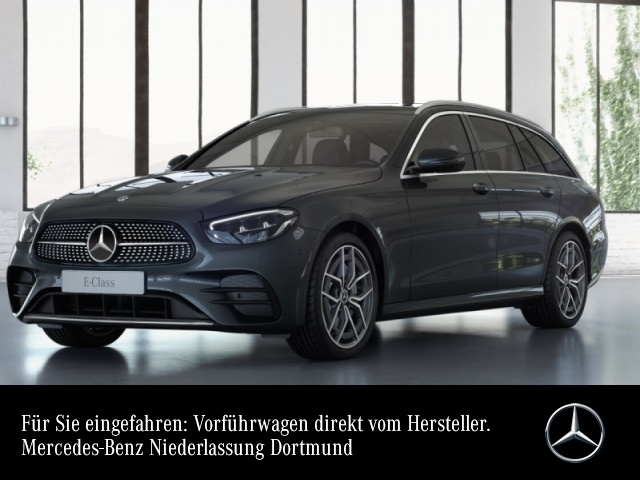 "Mercedes-Benz E 220 d T AMG 19"" Pano Kamera Totwinkel AHK LED, Jahr 2021, diesel"