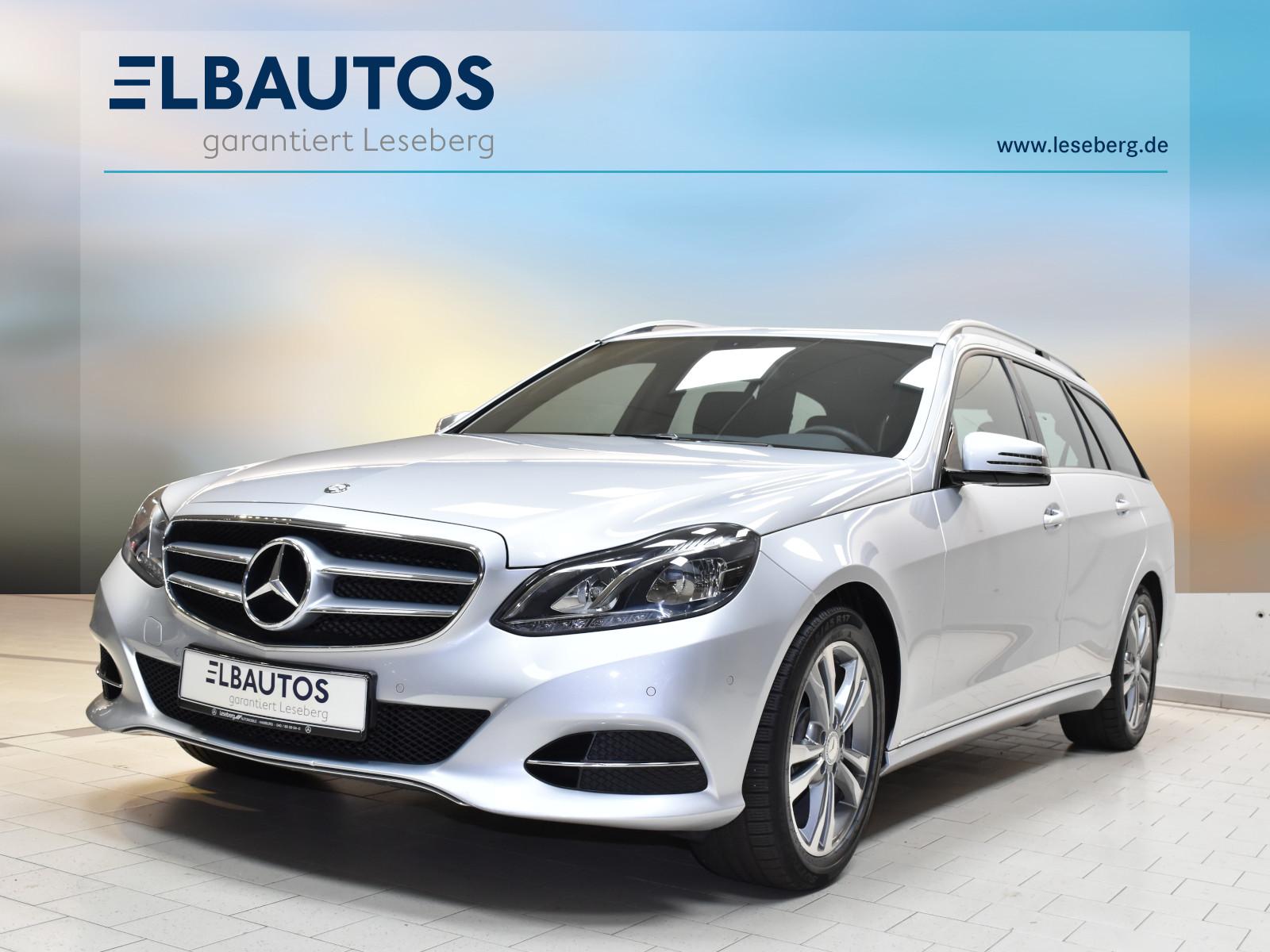 Mercedes-Benz E 200 CDI T Avantgarde/7G/LED/Navi/Sitzhzg./PTS, Jahr 2014, Diesel