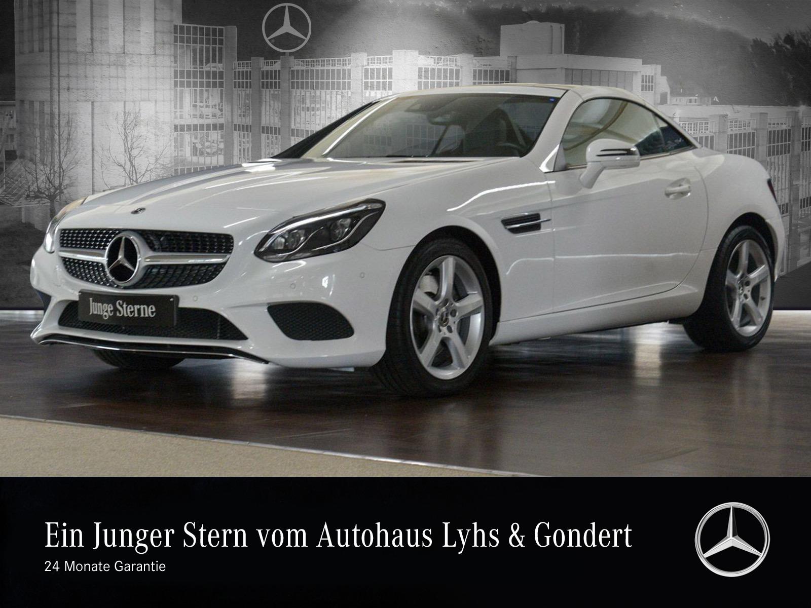 Mercedes-Benz SLC 200 LED*Airscarf*Totwinkel*Sitzheizung, Jahr 2018, Benzin
