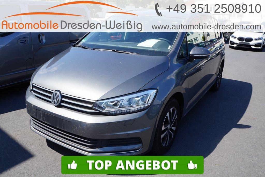 Volkswagen Touran 1.5 TSI DSG United*Navi*ACC*Kamera*7Sitze, Jahr 2020, Benzin
