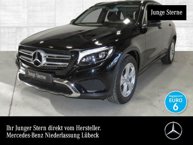 Mercedes-Benz GLC 220 d 4M Exclusive ILS LED AHK Navi PTS 9G, Jahr 2015, diesel