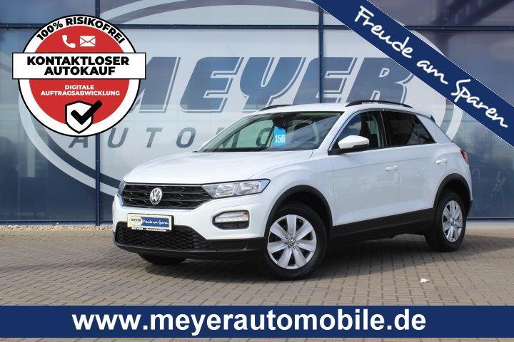 Volkswagen T-Roc 1.0 TSI Navi/ACC/18-Zoll/PDC/Tempomat, Jahr 2018, Benzin