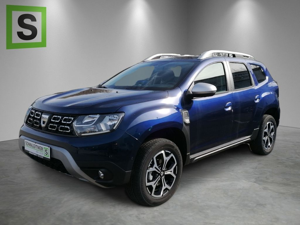Dacia Duster TCe 150 2WD GPF Sondermodell Adventure, Jahr 2020, Benzin