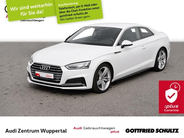 Audi A5 Coupe 2.0TFSI 2X S-LINE VIRTUAL AHK LED CONNECT Sport, Jahr 2018, Benzin