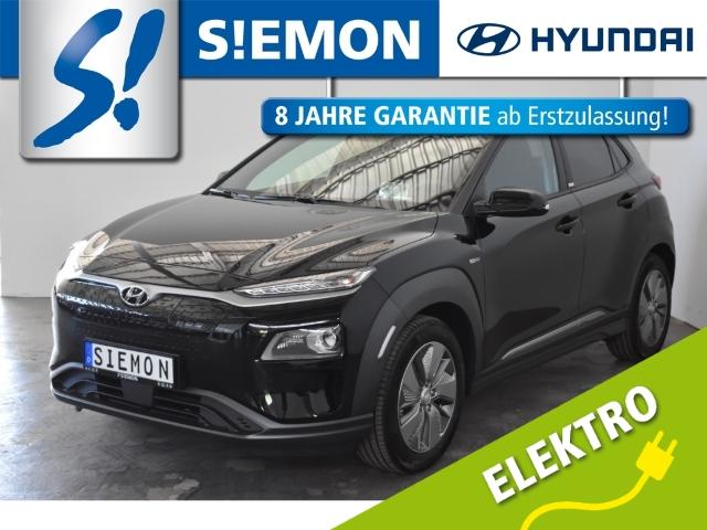 Hyundai Kona EV Elektro Style Navi Head Up CarPlay Klima, Jahr 2020, Elektro