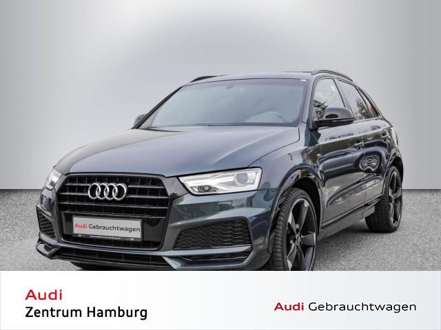 Audi Q3 1.4 TFSI sport ultra 6-Gang S LINE COMPETITION XENON, Jahr 2017, Benzin