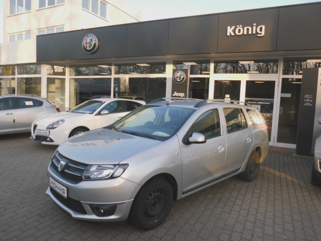 Dacia Logan II Kombi 0.9 TCe 90 Prestige Klimaanlage, Jahr 2013, Benzin