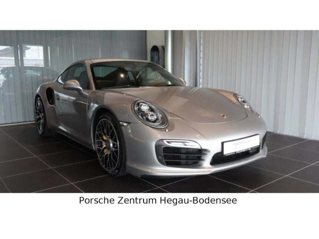 Porsche 911 Turbo S PCCB Naturleder braun Sitzbelüftung, Jahr 2013, Benzin