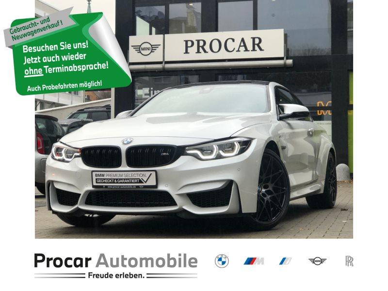 BMW M4 Competition Navi Prof. HiFi RFK HuD 20 LED, Jahr 2019, Benzin