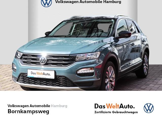 Volkswagen T-Roc 2,0 TDI IQ.DRIVE 4M DSG NAVI/KLIMA/PDC, Jahr 2019, Diesel