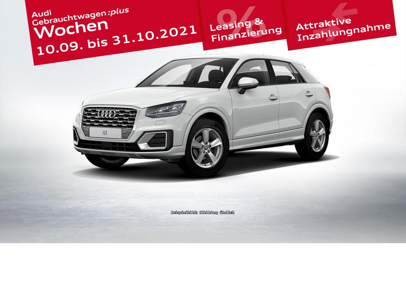 Audi Q2 sport 40 TFSI quattro S tronic, Jahr 2020, Benzin