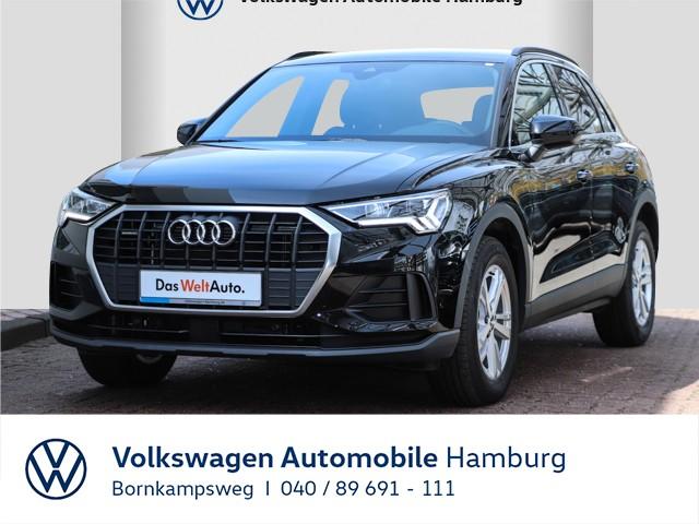 Audi Q3 40 TFSI quattro S tronic/NAVI/LED/VIRTUAL, Jahr 2020, Benzin