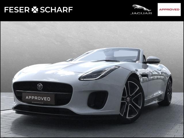 Jaguar F-Type R-Dynamic Keyless Performancesitze Meridian, Jahr 2017, Benzin
