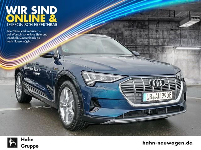 Audi e-tron 55 quattro/LED/B&O/Navi/, Jahr 2019, Elektro