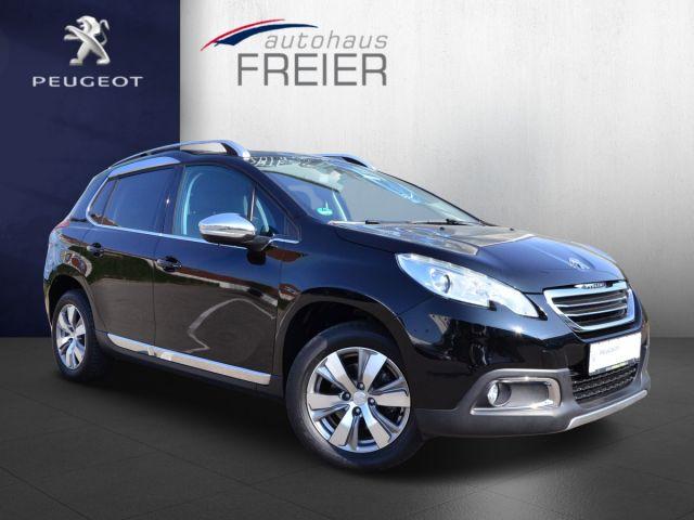 Peugeot 2008 e-HDi FAP 115 STOP & START Allure, Jahr 2014, Diesel