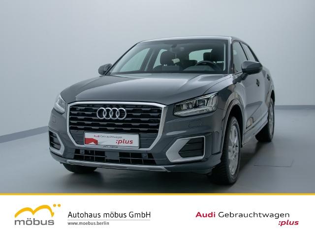 Audi Q2 Design 1.0 TFSI *NAV*HUD*LED*, Jahr 2017, Benzin