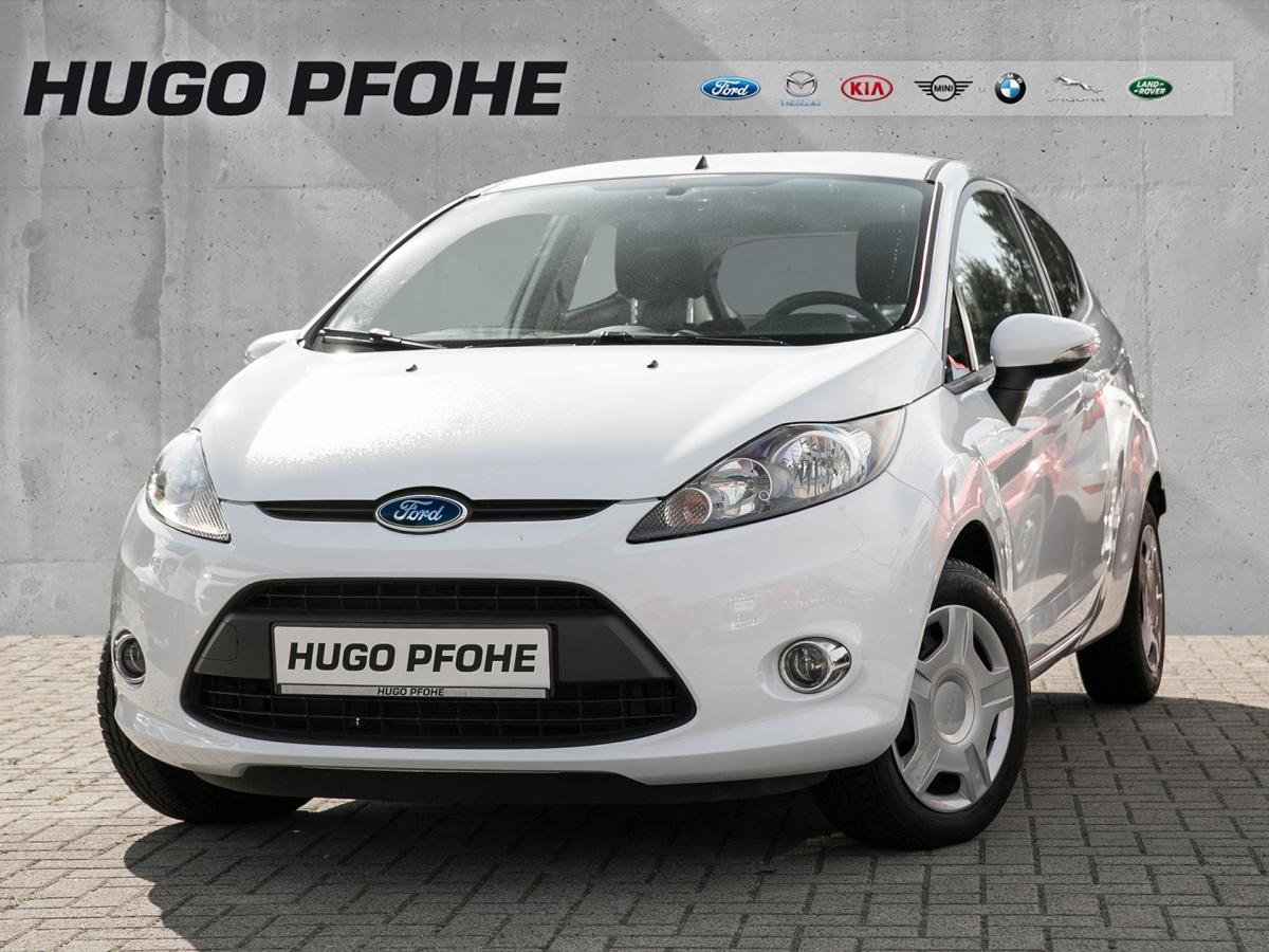 Ford Fiesta Champions Edition, Jahr 2012, Benzin
