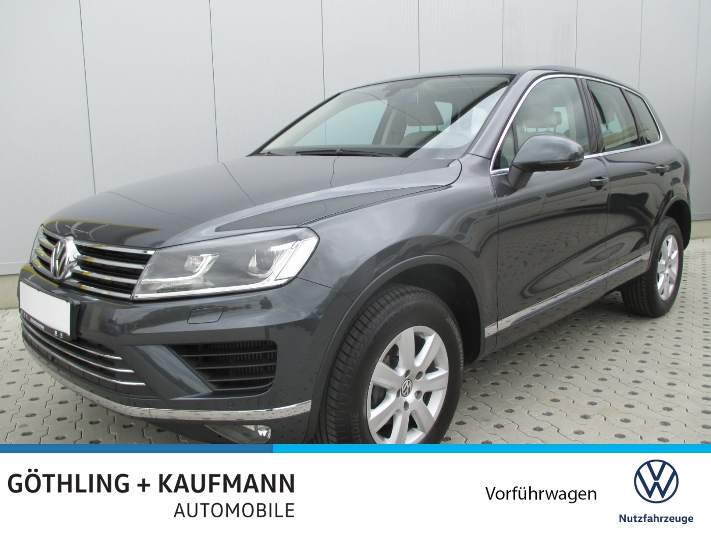 Volkswagen Touareg 3.0 TDI V6 SCR tiptro. 150kW*Kamera*Xeno, Jahr 2015, Diesel