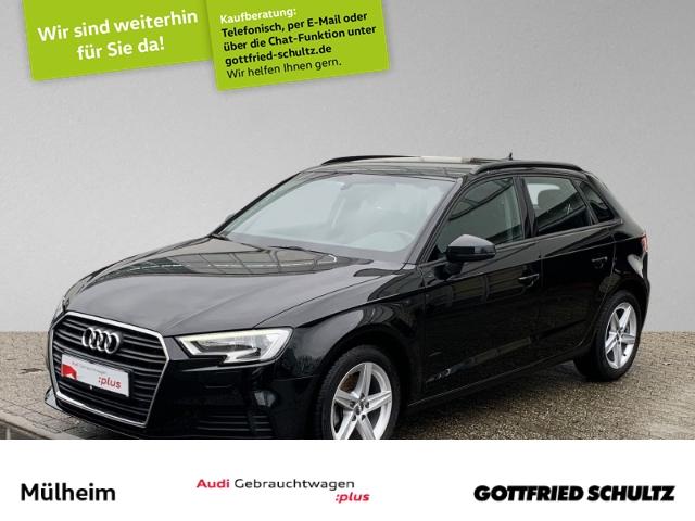 Audi A3 Sportback 30 TFSI NAVI DAB MUFU +TEMP+XENON+SIH, Jahr 2019, Benzin