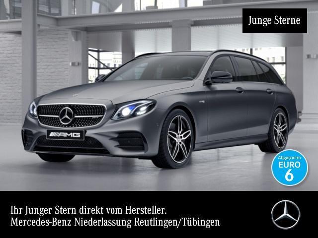 Mercedes-Benz E 43 AMG T 4M AMG Perf-Lenk Fahrass WideScreen HUD, Jahr 2017, Benzin