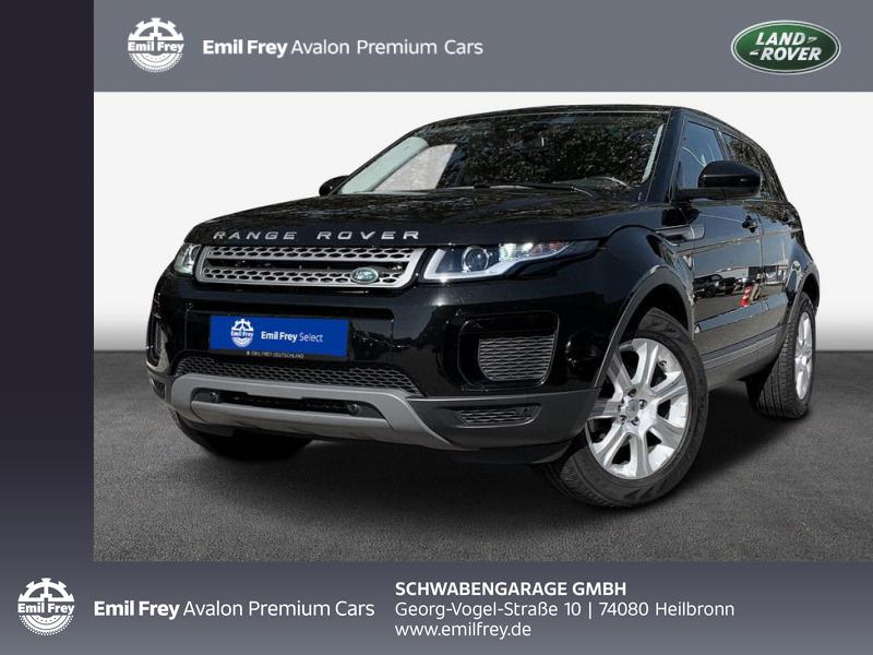 Land Rover Range Rover Evoque eD4 Pure, Jahr 2018, Diesel