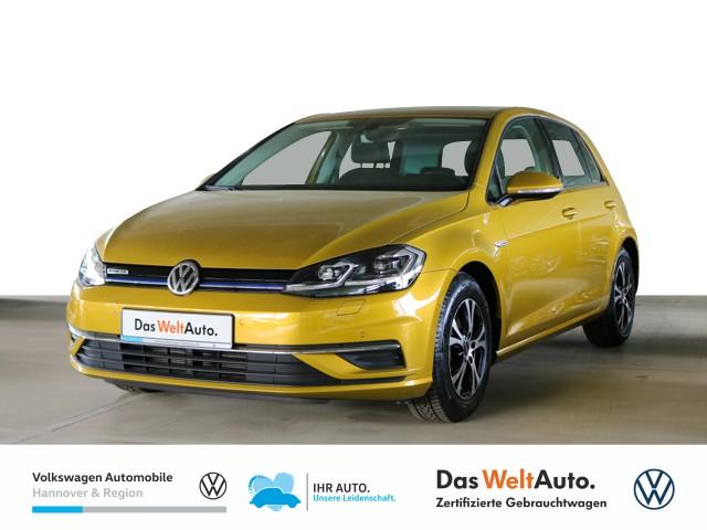 Volkswagen Golf VII 1.5 TSI Sound Navi Klima Parklenkassistent ACC, Jahr 2018, Benzin