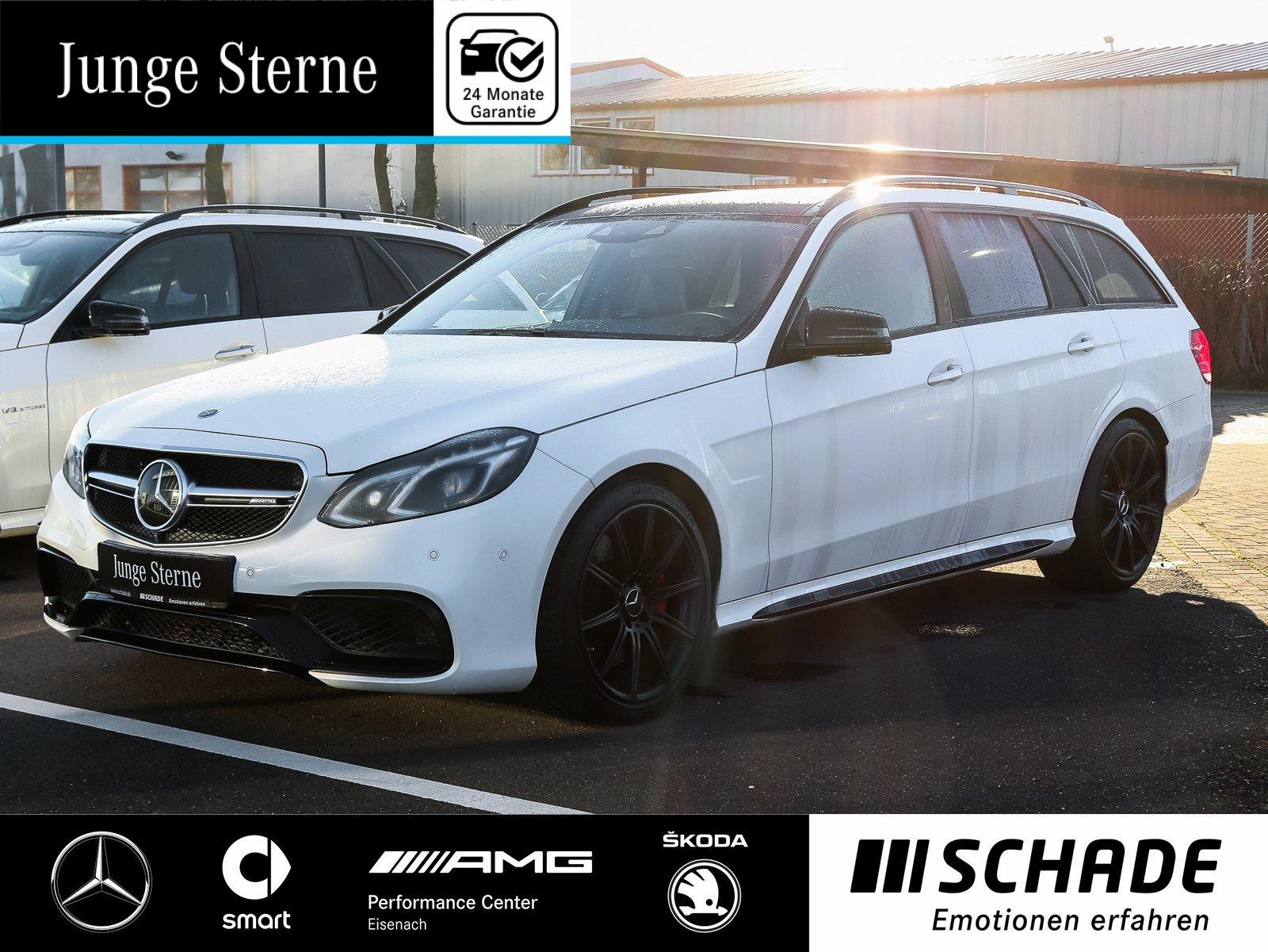 Mercedes-Benz E 63 S AMG T 4M NP:150.761*Panorama*Sitzklima*, Jahr 2016, Benzin