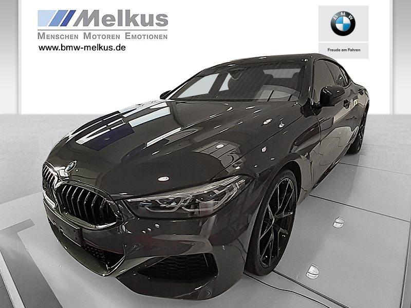 BMW 840d xDrive GRAN COUPÉ-M Sport-Sitzbelüftung-Standheizung-Laserlicht-Panorama Glasdach, Jahr 2020, Diesel