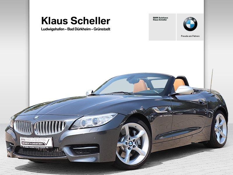 BMW Z4 sDrive35is Roadster Xenon USB Klima Shz PDC, Jahr 2015, Benzin