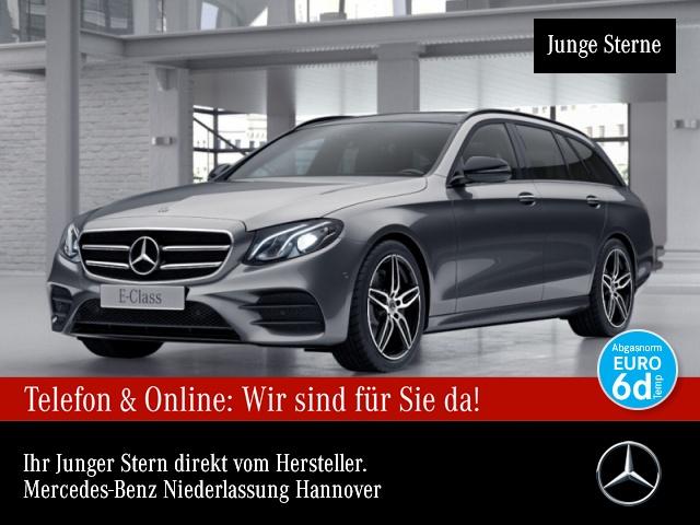 Mercedes-Benz E 200 d T AMG Pano.Night.LED.SpiegelP.Totw.KEYLE, Jahr 2019, Diesel