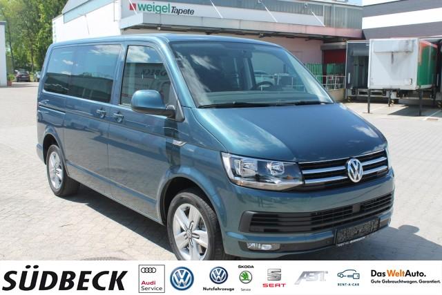 Volkswagen Multivan 2.0 TDI DSG+COMFORTLINE+NAVI+AHK+KLIMAAUTO, Jahr 2016, Diesel