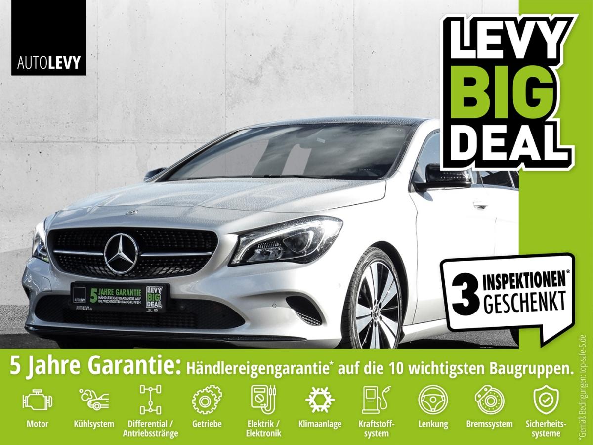Mercedes-Benz CLA Shooting Brake 200 7G-DCT Urban Pano*LED*Nav, Jahr 2019, Benzin