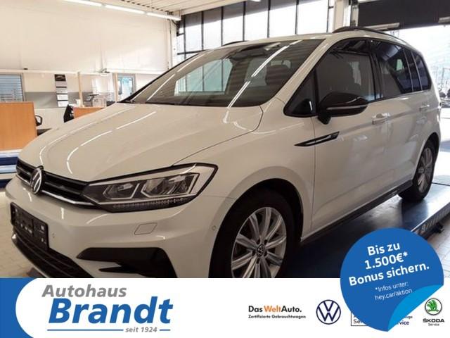 Volkswagen Touran 2.0 TDI Highline R-LINE*DSG*LED*PANO*STANDH, Jahr 2020, Diesel
